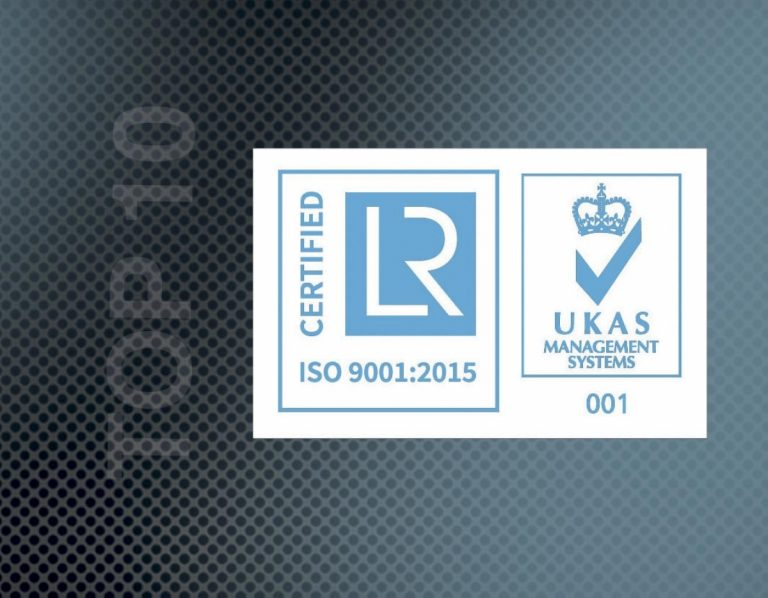 ISO 9001:2015 Top 10 percent company