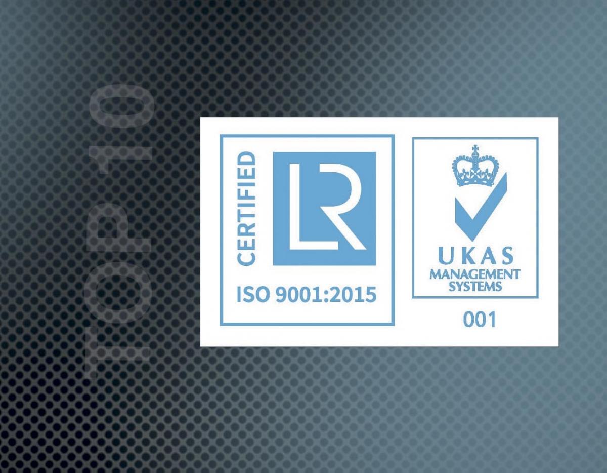 ISO 9001:2015 Top 10 percent company