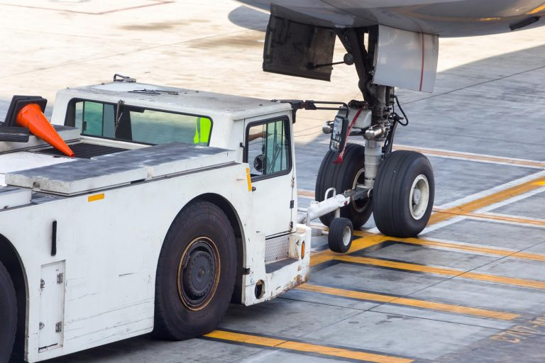 Airports and Aircraft Ground Support Equipment