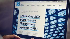Lloyds Register ISO9001:2015