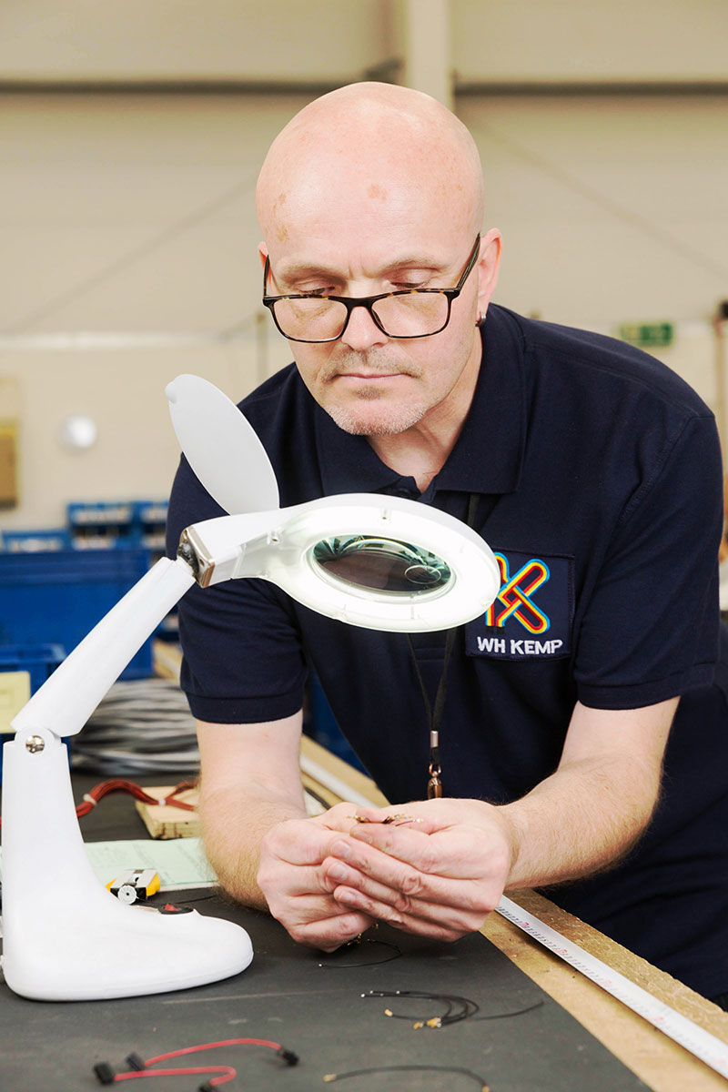 Why Choose Wh Kemp For Testing &Amp; Inspection