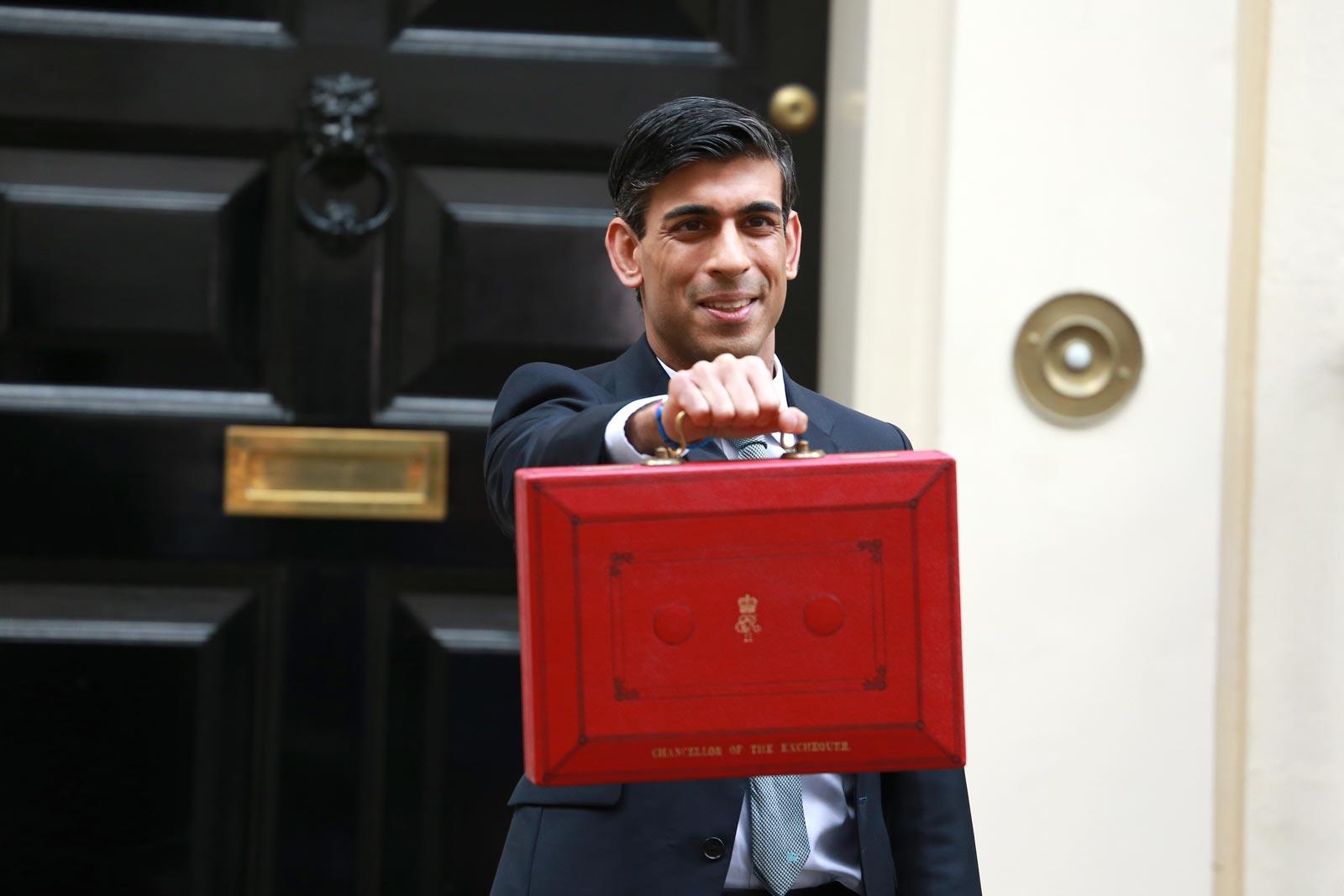 The Budget 2021 - Rishi Sunak