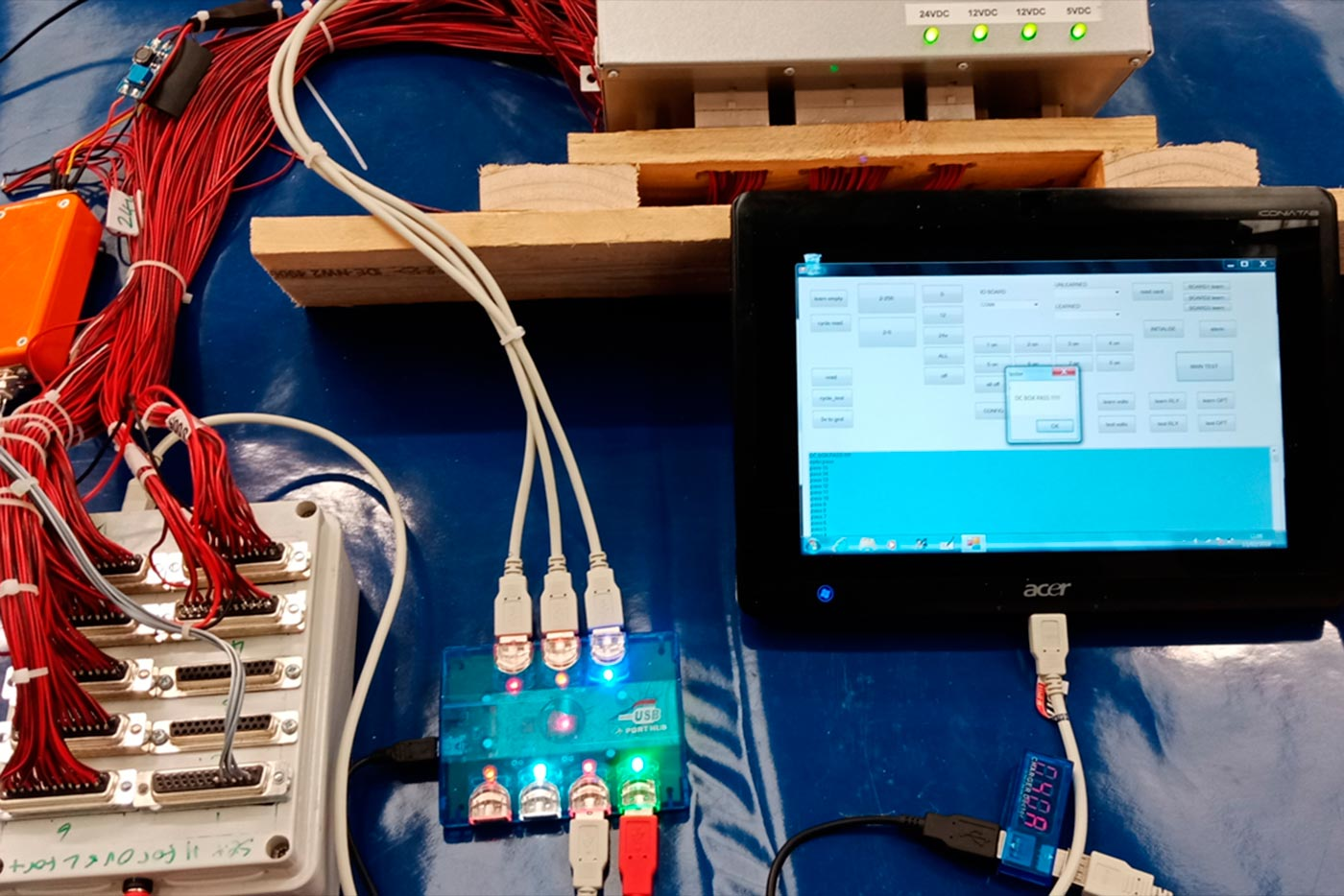 Cable Assembly Testing &Amp; Inspection Wh Kemp